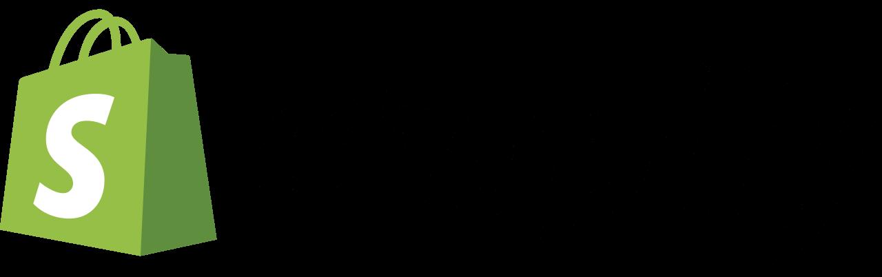 Το λογότυπο του Shopify